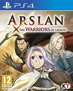 Image of Arslan The Warriors of Legend (PS4)