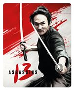 13 Assassins - Limited Edition Steelbook (Blu-ray)