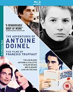 The Adventures of Antoine Doinel: Five Films by François Truffaut [Blu-ray]