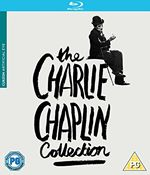 The Charlie Chaplin Collection BR 11 discs [Blu-ray] (Blu-ray)