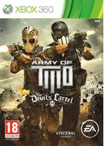 Army of Two : The Devil's Cartel (xbox 360)