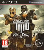 Army of Two : The Devil's Cartel (PS3)