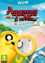 Adventure Time Finn and Jake Investigations (Nintendo Wii U)