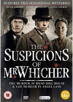 Suspicions of Mr Whicher  The Murder at Road Hill House & The Murder in Angel Lane