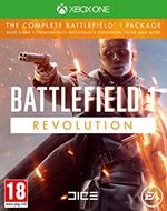 Image of Battlefield 1 - Revolution Edition (Xbox One)