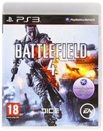 Image of Battlefield 4 (PS3)