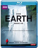 How The Earth Made Us (Blu-Ray)