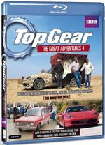 Top Gear - The Great Adventures 4 (Blu-ray)
