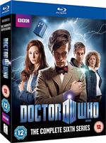 Doctor Who The Complete 6th Series Blu-ray BBCBD0153
