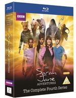 The Sarah Jane Adventures - Series 4 (Blu-ray)