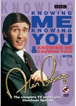 Alan Partridge  Knowing Me Knowing YouKnowing Me Knowing Yule  Complete BBC Series