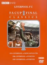 Liverpool F.C: The Classic Cup Finals (DVD) BBCDVD1687
