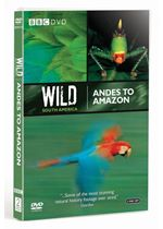 Wild South America: Andes To Amazon (DVD) BBCDVD1707
