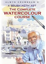 Alwyn Crawshaw A Brush With Art  Complete Watercolour Course (1991)