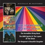 Incredible String Band (The)  Incredible String Band5000 Spirits or the Layers of the Onion (Music CD)