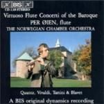Image of VARIOUS COMPOSERS - Virtuoso Baroque Flute Concerti Of The Baroque (Tonnesen)