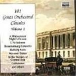 Image of 101 Great Orchestral Classics, Vol 1