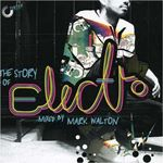 VARIOUS (MARK WALTON) - HISTORY OF ELECTRO (IMPORT) cover