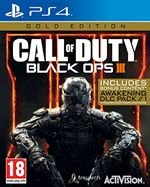 Image of Call of Duty Black OPS 3 Gold Edition (PS4)
