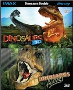 IMAX Dinos Double Feature (Blu-Ray)