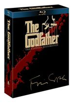 The Godfather Trilogy (Blu-Ray)