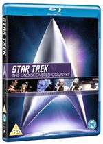Star Trek 6 - The Undiscovered Country (Blu-Ray) BSP2071