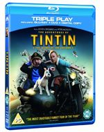 The Adventures of Tintin: The Secret Of The Unicorn - Triple Play (Blu-ray, DVD and Digital Copy)