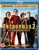 Anchorman 2 The Legend Continues Blu-ray BSP2568