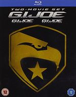 GI Joe 1 & 2 Blu-ray Box-set Re-pack [Blu-ray]