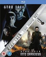 Star Trek XI/Star Trek Into Darkness Blu-ray