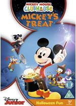 Mickey Mouse Clubhouse  Mickeys Halloween Treat