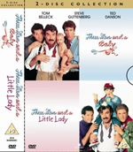 Three Men And A Baby (1987) Three Men And A Little Lady (1990)