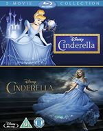 Image of Cinderella Double Pack (Blu-ray)