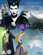 Maleficent Sleeping Beauty Bluray