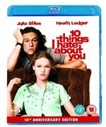 Image of 10 Things I Hate About You (10th Anniversary Edition) (Blu-Ray)
