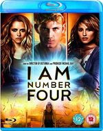 I Am Number Four (Blu-ray) BUY0160001
