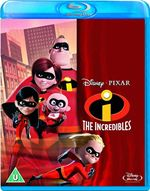 The Incredibles (Bluray)