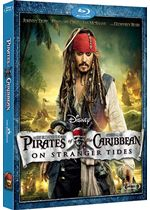 Pirates of the Caribbean - On Stranger Tides - Double Play - (Blu-ray and DVD)
