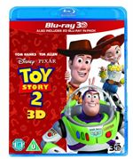 Toy Story 2 (Bluray 3D)