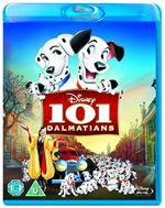 Image of 101 Dalmatians (Blu-Ray)