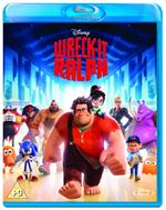 Wreck-It Ralph (Ralph Demolka) (Special O-ring Artwork Edition) [Blu-Ray]