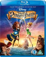 Tinker Bell & The Pirate Fairy (Blu-ray) BUY0216101