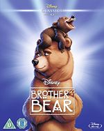 Brother Bear (Limited Edition Artwork & O-ring) (Blu-ray)