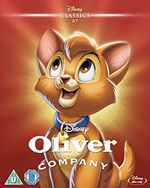 Oliver and Company (Limited Edition Artwork & O-ring) (Blu-ray)