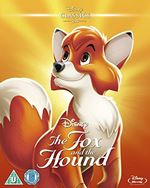 The Fox and the Hound (Limited Edition Artwork & O-ring) (Blu-ray)