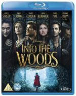 Into the Woods [Blu-ray] [Region Free] BUY0248501