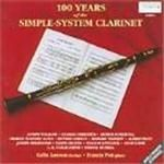 Image of 100 Years of the Simple System Clarinet