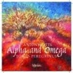 Anthony Pitts  Alpha And Omega (Tonus Peregrinus) (Music CD)