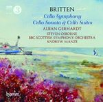 Image of Britten: Cello Symphony; Cello Sonata; Cello Suites (Music CD)