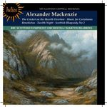 Alexander Mackenzie The Cricket on the Hearth Overture Music for Coriolanus Benedictus Twelfth N (Music CD)